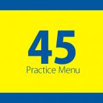 ハンドボール45の練習メニューイメージ