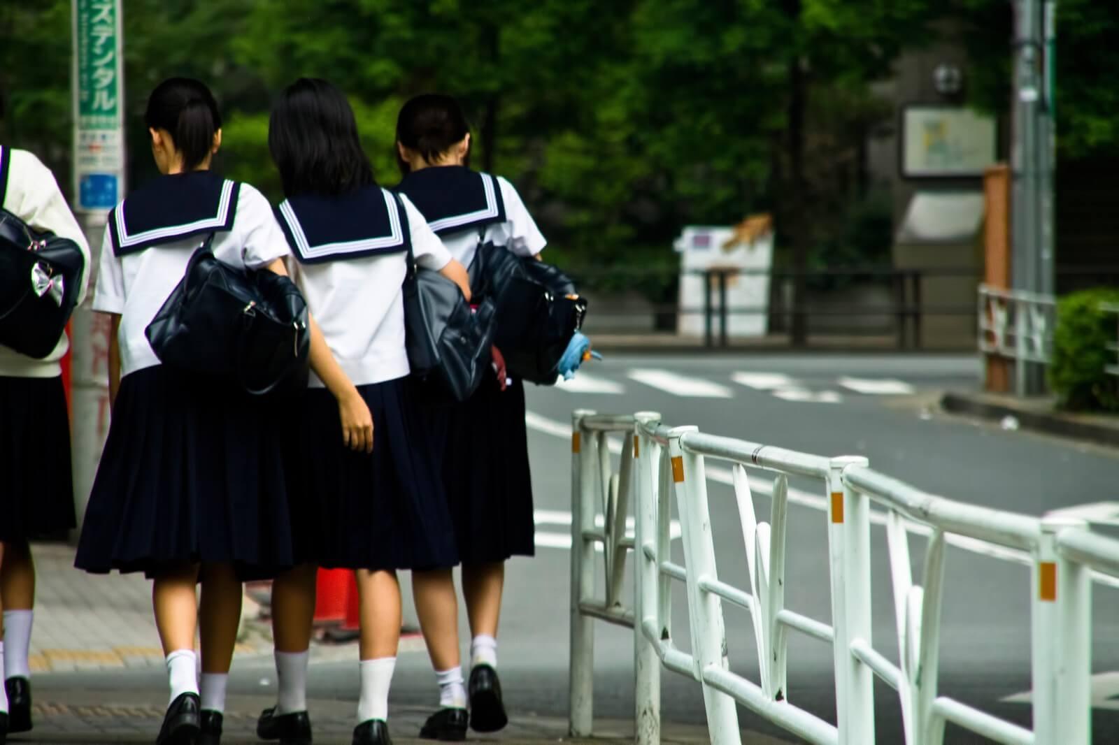 中学生イメージ