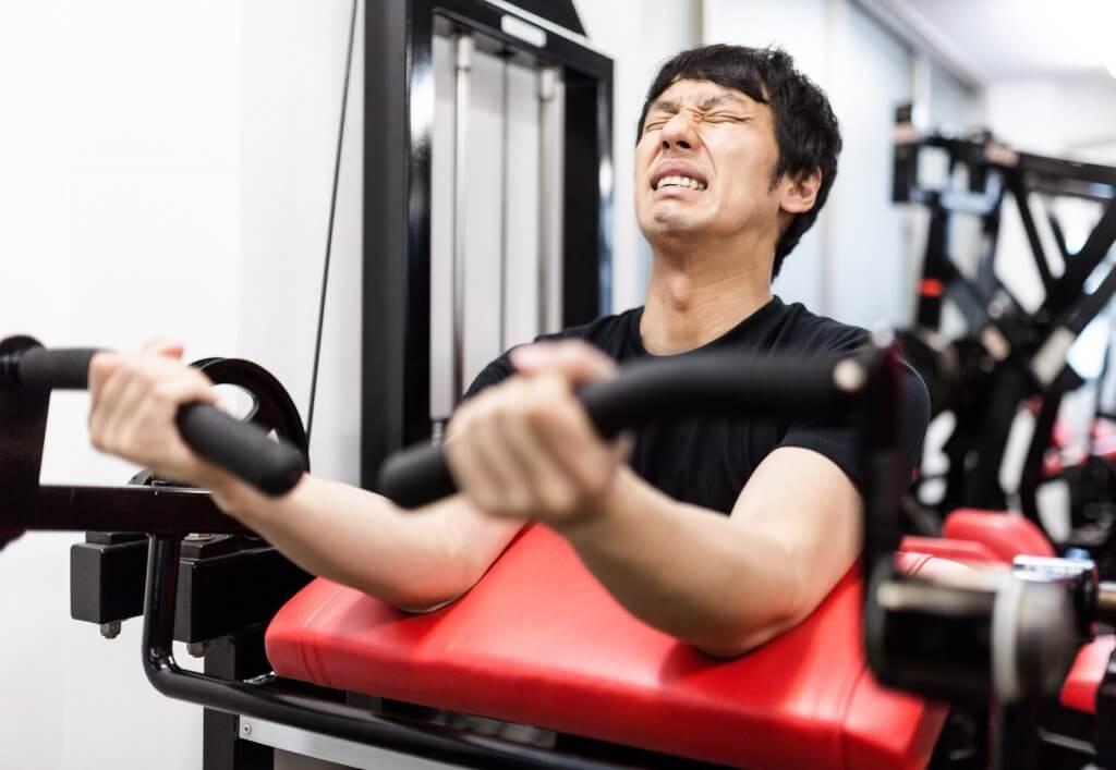 握力トレーニングイメージ